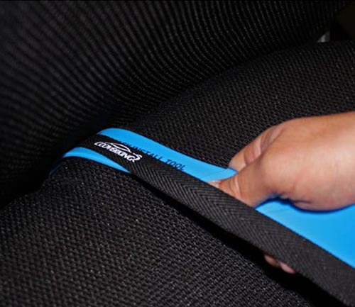coverking seat cover install tool