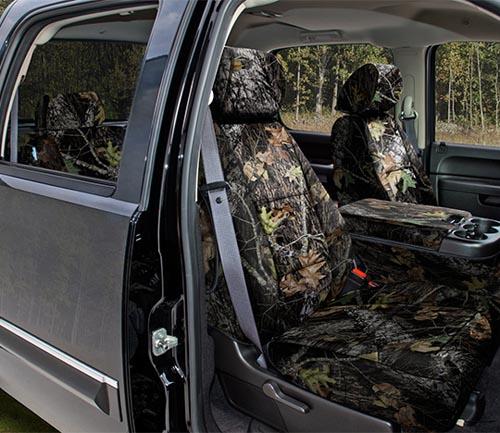 coverking neosupreme mossy oak seat cover break-up