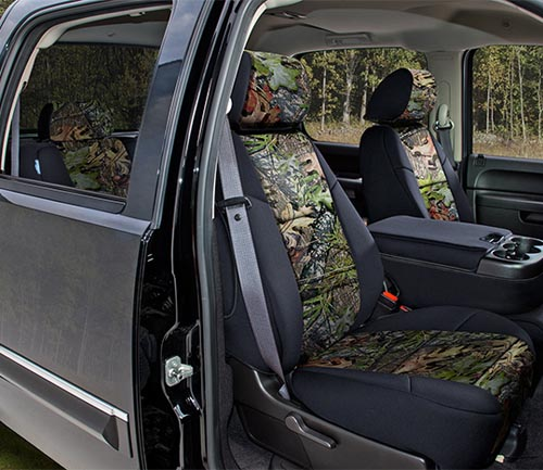 coverking neosupreme mossy oak seat cover obsession