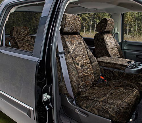 coverking neosupreme mossy oak seat cover shadow grass
