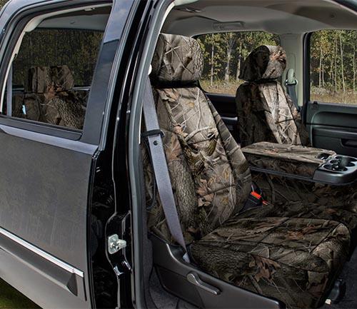 coverking neosupreme realtree seat cover hardwoods