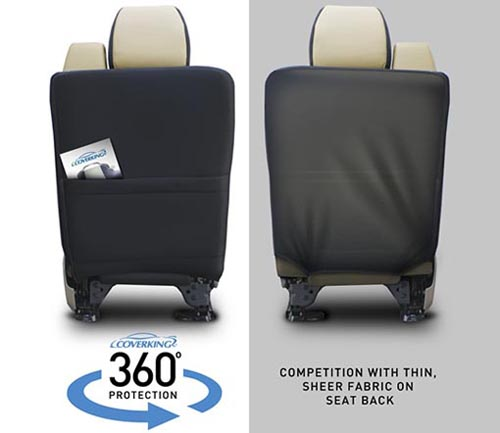 coverking seat cover backing