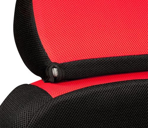 coverking spacer mesh seat cover headrest