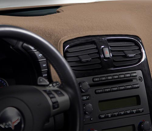 coverking carpet molded dash cover full dash