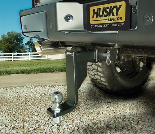 husky ball mount fixed
