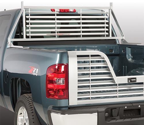 husky truck bed accessories contractor rack
