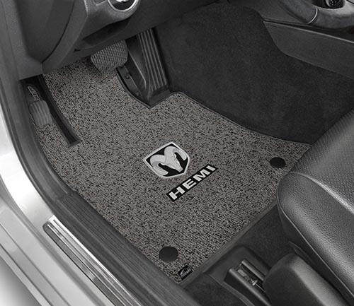 lloyd berber 2 floor mat driver ram hemi logo