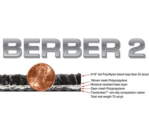 lloyd berber 2 floor mat info