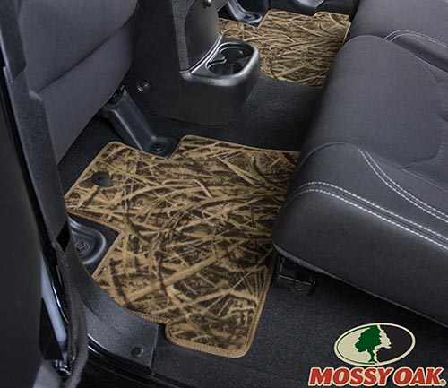 lloyd camomats floor mat mossy oak shadow grass