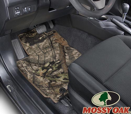 lloyd camomats floor mat mossy oak break-up country
