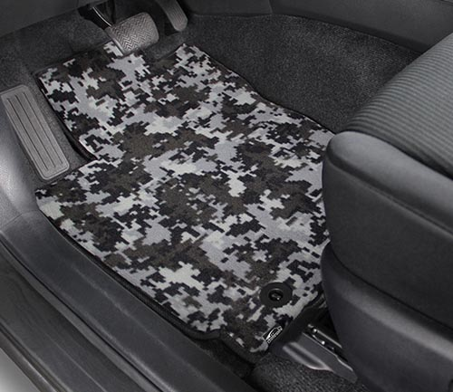 lloyd camomats floor mat gray digital