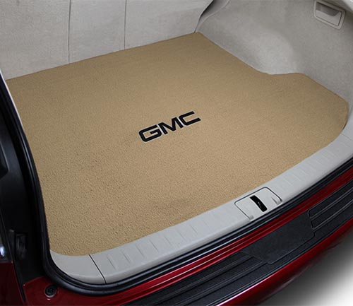 lloyd classic loop floor mat gmc logo