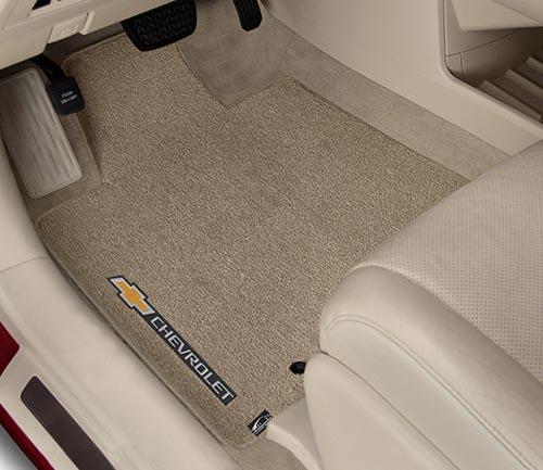 lloyd classic loop floor mat chevrolet logo