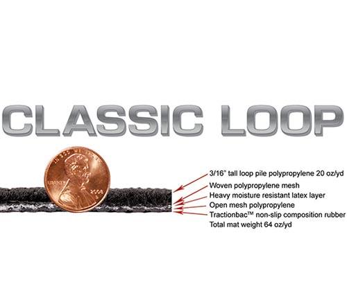 lloyd classic loop floor mat info