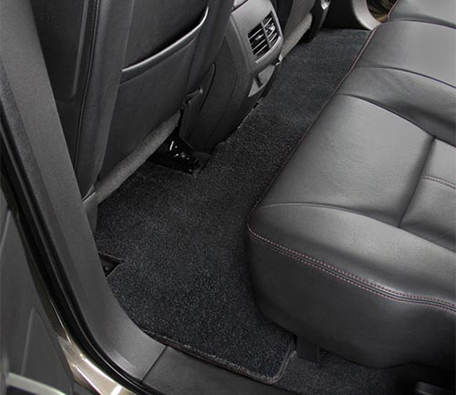 lloyd luxe floor mat second row