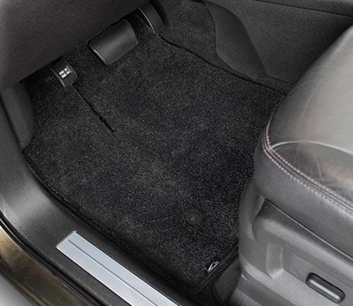lloyd luxe floor mat driver