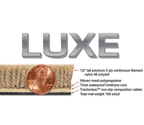 lloyd luxe floor mat info