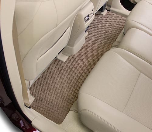 lloyd northridge floor mat second row