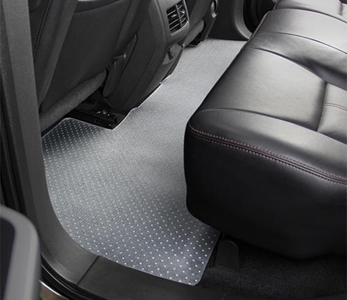 lloyd protector floor mat second row