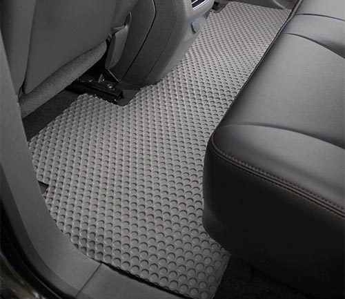 lloyd rubbertite floor mat second row
