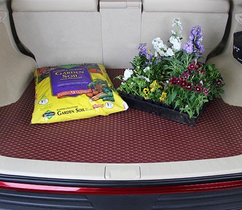 lloyd rubbertite floor mat cargo gardening
