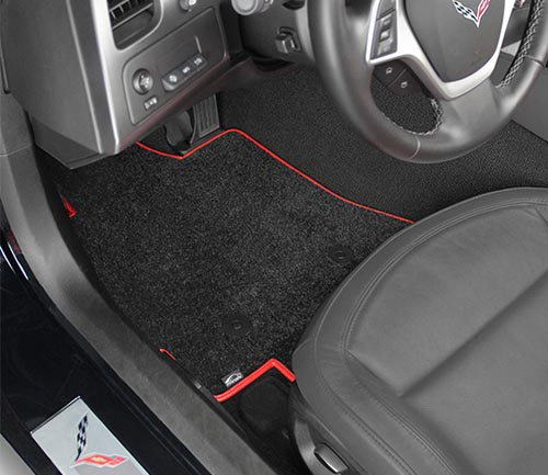 lloyd ultimats floor mat driver with red binding