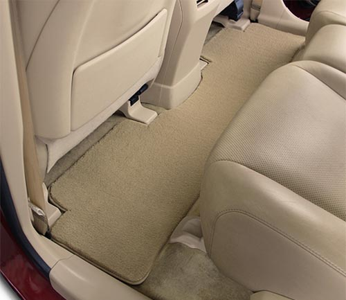 lloyd velourtex floor mat second row