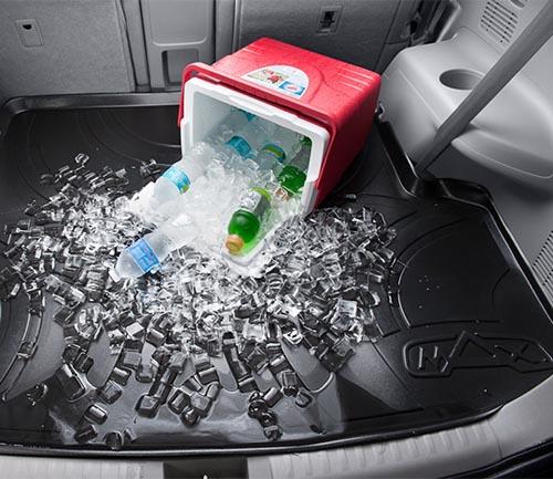 maxliner maxfloormat cargo ice spill