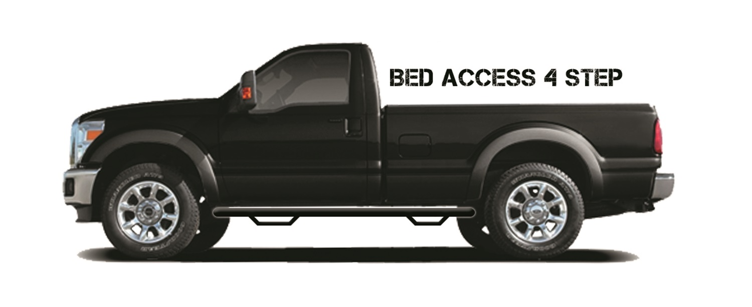 nfab nerf-bars bed_access_4_step_standard_extra_cab