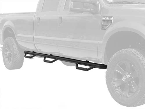 Nfab Running Boards >> Nerf Bars By N Fab Customize Your Nerf Bars
